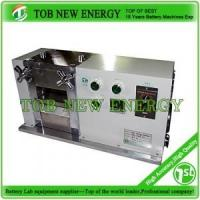 Buy cheap Hot Roller Press Machine For Battery Electrode from wholesalers