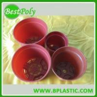 Buy cheap Seedling Pot - Injection mold produced Plastic Flowerpot from wholesalers