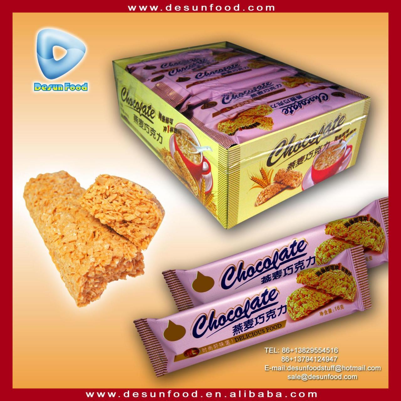 Buy cheap Delicious Oatmeal chocolate candy from wholesalers