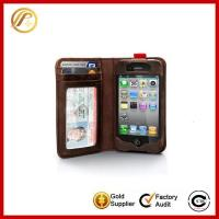 Buy cheap mobile phone wallet case from wholesalers
