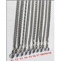 Buy cheap Stainless steel Metal Ego Lanyard Ego necklace from wholesalers