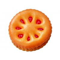 Buy cheap Strawberry biscuit with filling from wholesalers