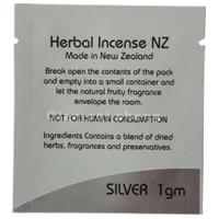 Buy cheap 1gm foil herbal incense bag product