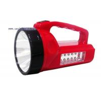 Buy cheap LED TORCH Product name:LED rechargeable flashlight from wholesalers