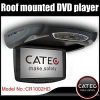 Buy cheap 10 inch car roof mounted DVD players for seat back entertainment system from wholesalers