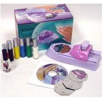 Buy cheap 2012 DIY Nail Art Machine Printer With 7 Bottle Nail Polish from wholesalers
