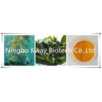 Buy cheap Nutural Pigments Fucoxanthin from wholesalers