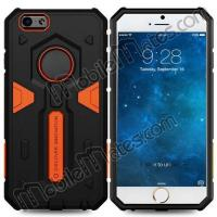 Buy cheap NILLKIN Defender II Series PC and TPU Combo Shockproof Case for iPhone 6 - Orange from wholesalers