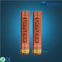 Buy cheap 2015 hottest e cigarette mechanical mod clone Vertex mod e cig product