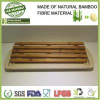 Buy cheap white food safe non-toxic bamboo frabic cutting board from wholesalers