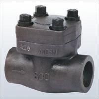 Buy cheap BS5352 Forged Piston Check Valve, Bolted cover from wholesalers
