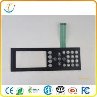Buy cheap LCD Embossed Button Tactile Membrane Switch from wholesalers