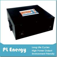 Buy cheap lithium battery 48v 60Ah for golf cart from wholesalers
