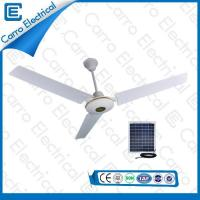 Buy cheap Remote control 12v 56inch 30w dc bladeless motor ceiling fan ADC-12V56E3 from wholesalers