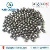 Buy cheap cemented carbide ball blank from wholesalers