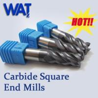 Buy cheap WAT 4 Flute End Mill, Carbide End Mills from wholesalers