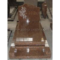 Buy cheap Maple Red Tombstone from wholesalers
