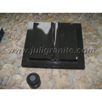 Buy cheap Shanxi Black Book Headstone from wholesalers