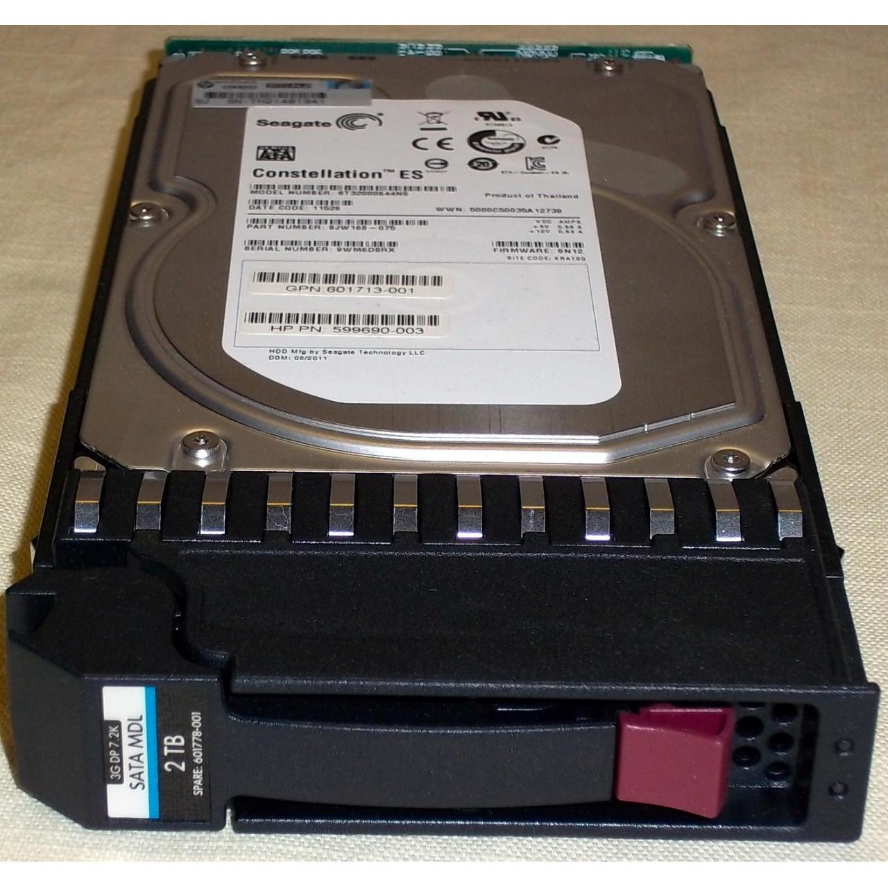 Buy cheap HP Server HDD from wholesalers