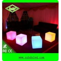 Buy cheap Nightclub led cube chair light 20x20x20cm from wholesalers