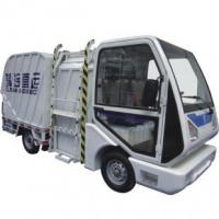 Buy cheap Electric garbage collection truck, side loading, EG6042X from wholesalers