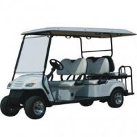 Buy cheap 6 seater golf carts, battery powered, with foldable seat, EG2049KSZ from wholesalers