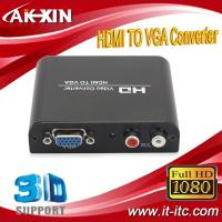 Buy cheap HDMI TO VGA Converter from wholesalers