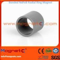 Buy cheap Radial Orientation Ring Bonded Magnet from wholesalers