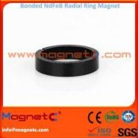 Buy cheap Radial Ring Permanent Bonded NdFeB Magnet from wholesalers