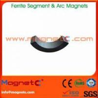 Buy cheap Segment Sintered Ferrite Magnet from wholesalers