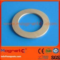 Buy cheap Rare Earth Samarium Cobalt Ring Magnet from wholesalers
