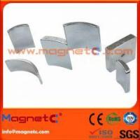 Buy cheap Segment Strong Permanent Magnet product
