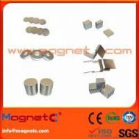 Buy cheap Block Ring Cylinder Disc NdFeB Magnet product