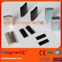 Buy cheap Arc Zn Coating Neodymium Magnet for Motor product