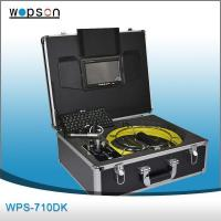 Buy cheap High Pixels DVR Video Borescope and Pipe Inspection System from wholesalers
