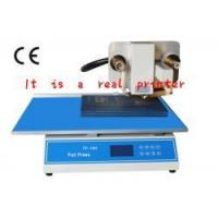 Buy cheap FP-10H hot foil stamping machine from wholesalers