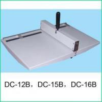 Buy cheap Paper Perforating Machine / Cutting Machine DC-16B from wholesalers