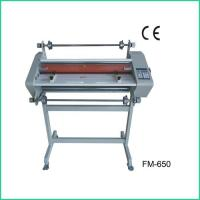 Buy cheap FM-650 Hot roll Laminator from wholesalers