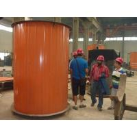 China 700 KW Vertical Biomass Fired Steam Boiler on sale