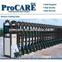Buy cheap Automatic Expandable Foldable Gate from wholesalers