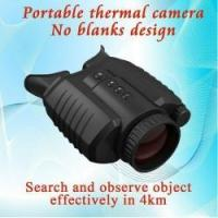 Portable thermal camera