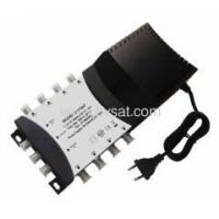 Buy cheap Zinc tie housing digital satellite stand-alone 3 x 8 series multiswitch with power supply from wholesalers