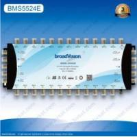 Buy cheap Factory supply dish internet satellite tv cascadable multiswitch 5 in 24 out from wholesalers