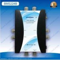 Buy cheap Multifunctional LNB cascadable 2x2x4 multiswitch for dish Sat TV receiver from wholesalers