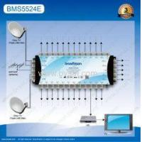 Buy cheap Easy installing and packing excellent 5 x5x24 multiswitch for multi user in channel satellite from wholesalers