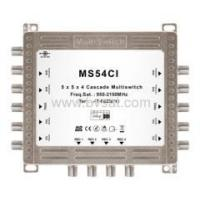 Buy cheap DirecTV / Dish Network digital compatible 4 way HD cascadable multiswitch from wholesalers
