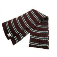 Buy cheap Mens stripe knitted scarf from wholesalers