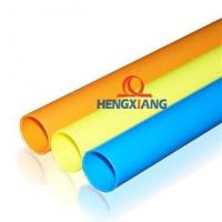 Buy cheap colorful hard PP tubes/balloon stick/windmill stick from wholesalers