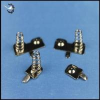 Buy cheap aa battery spring contact from wholesalers