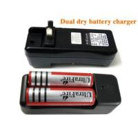 Buy cheap Dual dry battery charger from wholesalers